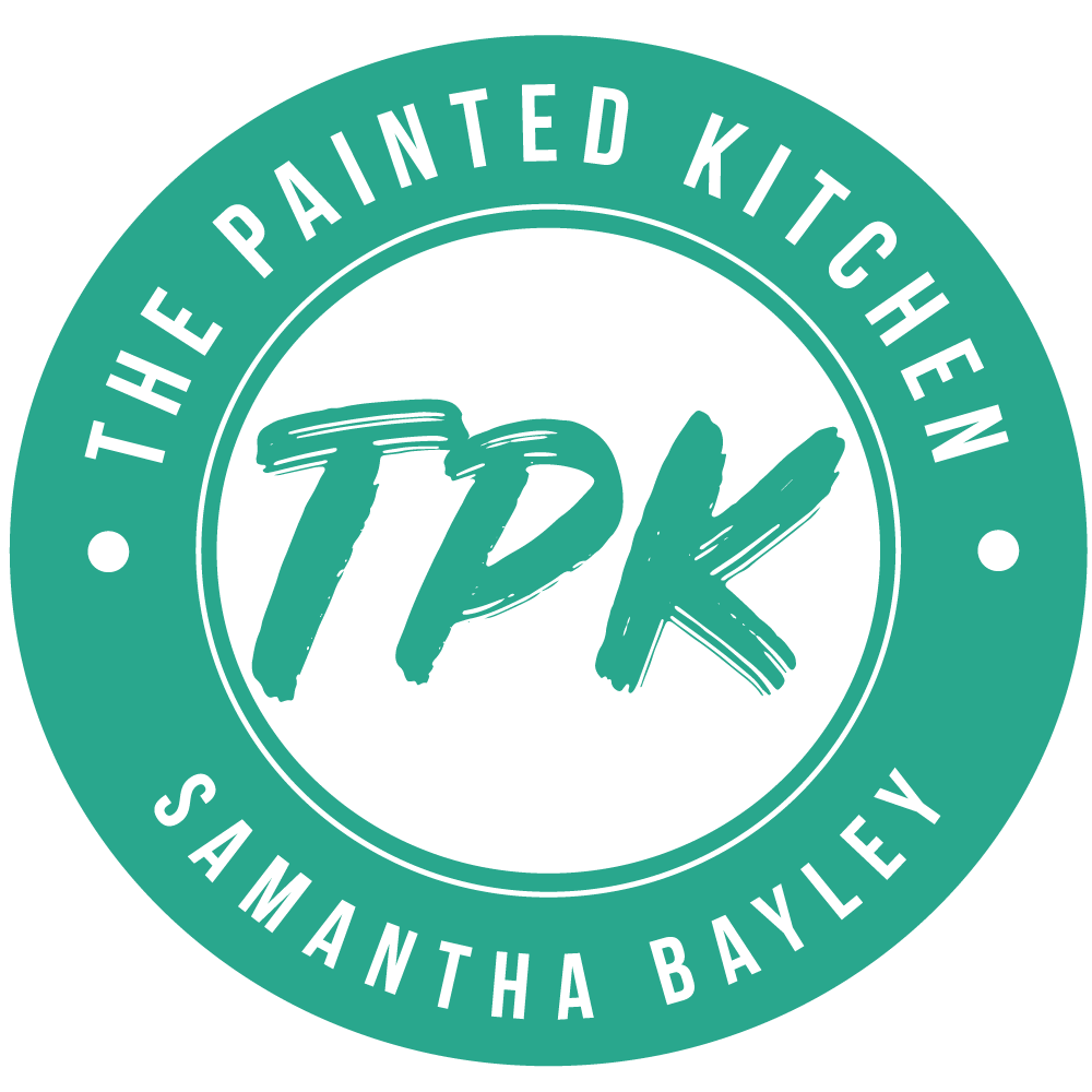 The Painted Kitchen Logo